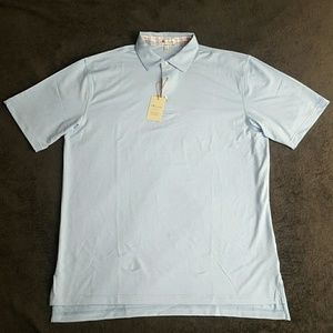 NWT PETER MILLAR CROWN SPORT POLO